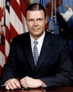 PCC-53242 Secretary of Defense Robert S. McNamara.  January 12 , 1961.  DoD photo by Oscar Porter, U.S. Army.  (Released)